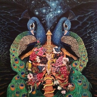 artprint_peacocks